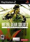 Metal Gear Solid 3 - Subsistence Box