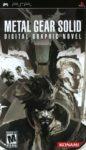 Metal Gear Solid Digital Graphic Novel Box