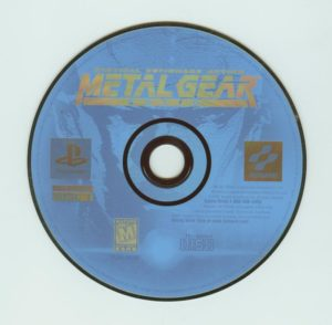 Metal Gear Solid Disc 1