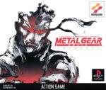 Metal Gear Solid Integral Box