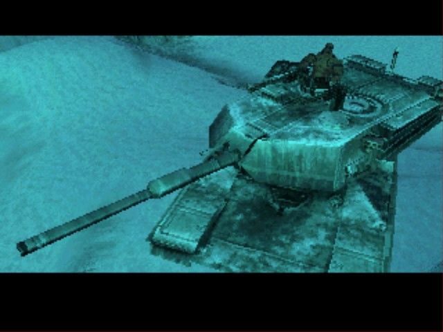 Metal Gear Solid Screenshot 4