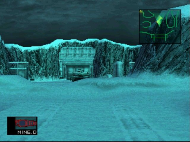 Metal Gear Solid Screenshot 5