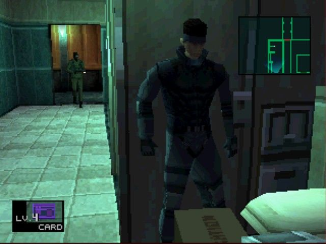 Metal Gear Solid Screenshot 6