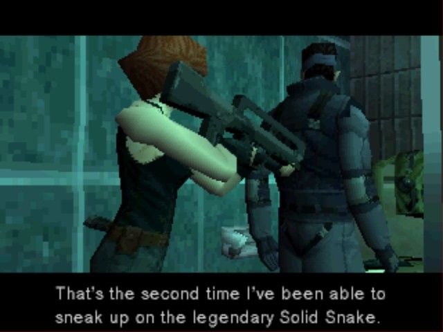 Metal Gear Solid Screenshot 7