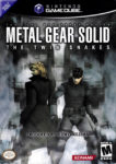 Metal Gear Solid The Twin Snakes Box