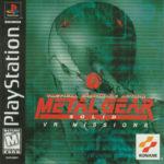 Metal Gear Solid VR Missions Box