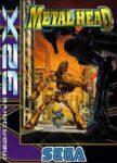 Metal Head Mega Drive 32X Box