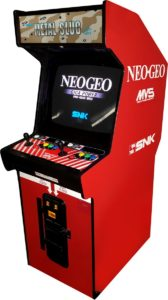 Metal Slug Arcade Cabinet
