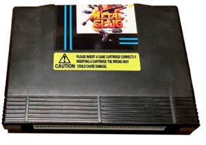 Metal Slug Neo Geo AES Cartridge