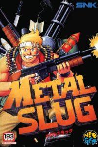Metal Slug Neo Geo AES Japanese Box