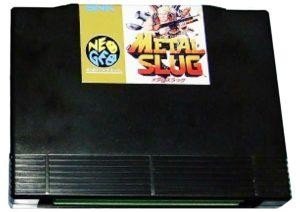 Metal Slug Neo Geo AES Japanese Cartridge