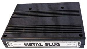 Metal Slug Neo Geo MVS Cartridge