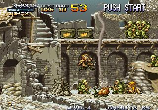 Metal Slug - Rescue