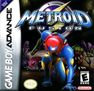 Metroid Fusion Box