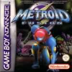Metroid Fusion European Box