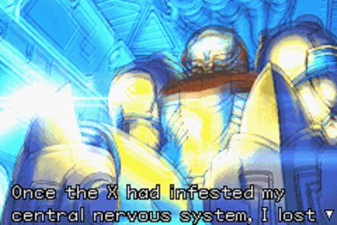 Metroid Fusion - Intro