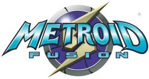 Metroid Fusion Logo