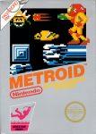 Metroid NES Box