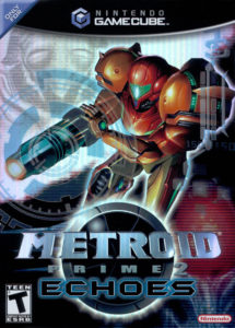 Metroid Prime 2 Box