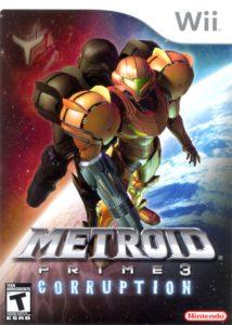 Metroid Prime 3 Box