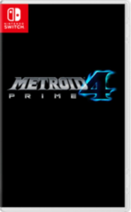 Metroid Prime 4 Box