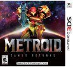 Metroid Samus Returns Box