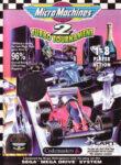 Micro Machines 2 Turbo Tournament Mega Drive Box