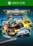 Micro Machines World Series Xbox One Box