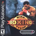 Mike Tyson Boxing PS Box