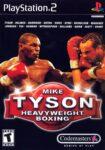 Mike Tyson Heavyweight Boxing PS2 Box