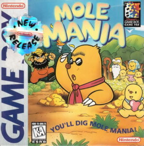 Mole Mania Box