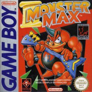 Monster Max Box