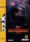 Mortal Kombat II Japanese 32X Box