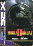 Mortal Kombat II Mega Drive 32X Box