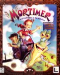 Mortimer and the Riddles of the Medallion PC Box