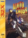 Motocross Championship Sega 32X Box