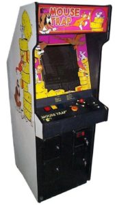 Mouse Trap Arcade Cabinet