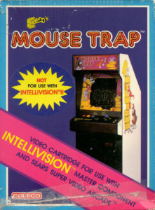 Mouse Trap IntelliVision Box