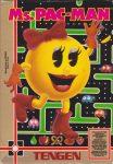 Ms. Pac-Man NES Box (Unlicensed)