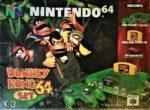 N64 Jungle Set Box