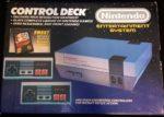 NES Control Deck Box