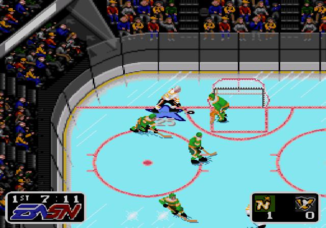 NHL Hockey 1st Period