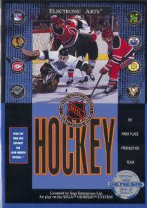 NHL Hockey Box