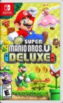 New Super Mario Bros U Deluxe Box