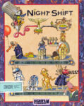 Night Shift C64 Box