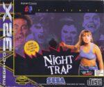 Night Trap Mega CD 32X Box
