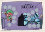 Nintendo Game Pack LoZ Card 10 Front