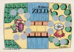 Nintendo Game Pack LoZ Card 2 Front