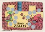 Nintendo Game Pack LoZ Card 4 Front