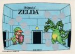 Nintendo Game Pack LoZ Card 5 Front